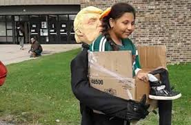 donald costume are upset about this getting deported by