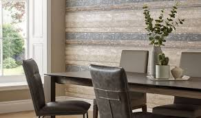 Home Interiors En Linea Living With Colour January Blues 1838 Wallcoverings Wallpaper
