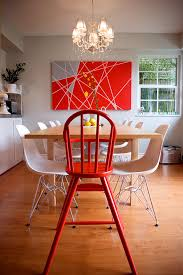 Kitchen Table With High Chairs by Ikea Norden Table With Eames Eiffel Chairs 4347 Fessenden