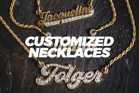 Custom Necklaces Customized Rings And Necklaces U2013 The Gld Shop