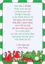 christmas eve letter template best christmas