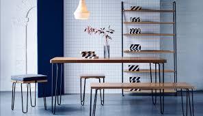 Dining Room Bookshelves Heal U0027s Brunel Lean To Shelves