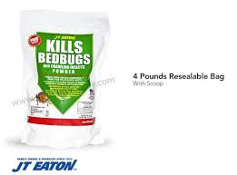 Medicine For Bed Bugs J T Eaton Kills Bed Bugs Powder