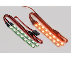 led lights for body shop led light stick set orange accessories body sets carson