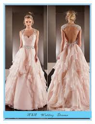 plus size pink wedding dresses light pink wedding dress wedding corners