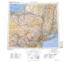 Map Of Ontario Ontario Maps Buy Online
