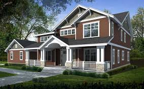 craftsman 2 story house plans craftsman bungalow house plans home design ddi 106 222 17434
