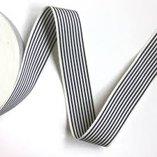 gross grain ribbon vintage striped grosgrain ribbon mille