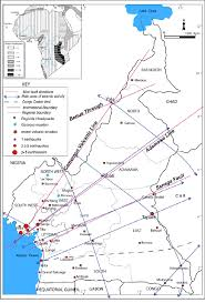 Cameroon Africa Map by Mapping Of Natural Hazards In Cameroon Pdf Download Available