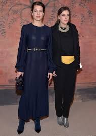 chanel si e social casiraghi attends chanel cruise 2018 collection