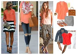 What Goes With Pink The Reason To Add Coral Color To Your Wardrobe