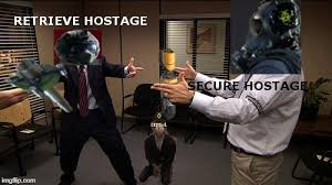 Six Picture Meme Maker - rainbow six siege hostage imgflip