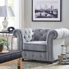 Scroll Arm Chair Design Ideas Signal Hills Knightsbridge Linen Tufted Scroll Arm Chesterfield