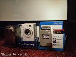 Colored Washing Machines Shopgirl Jen Powerful Cleaning With Samsung Washing Machine