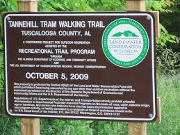 Interior Signs Trail Tannehill Tramway Trail Nrt Database
