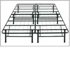 waterbed platform frame heavy duty waterbed base