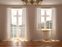 hanging curtains for sliding doors the door home design