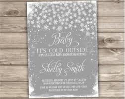 baby it s cold outside baby shower baby its cold etsy