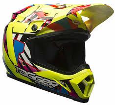 motocross bike accessories bell mx 9 helmet off road dirt bike mx motorcycle dot ebay