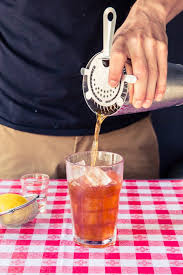 bourbon mint u0026 lemon sunday sweet tea recipe coveteur
