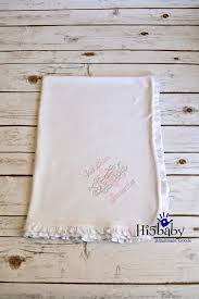 christening blankets personalized child of god embroidered baptism blanket personalized baptism