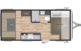 Keystone Rv Floor Plans 2018 Keystone Rv Summerland Mini 1750rd Travel Trailer Point