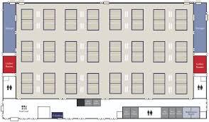 trade show floor plan tradeshow floor new u2022 lakepoint sports
