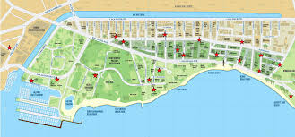 map of waikiki waikiki up locations hawaii turtle tours