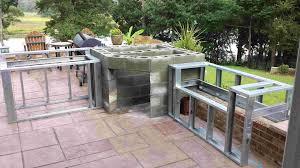 Outdoor Kitchen Blueprints Kitchen Outdoor Kitchen Design With Regard To Voguish Outdoor