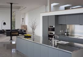 Kitchen Design Idea Install A Stainless Steel Backsplash For A - Stainless steel backsplash