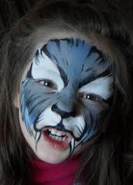 Halloween Werewolf Makeup Wolf Makeup Halloween Costumes Pinterest Wolf Makeup Wolf