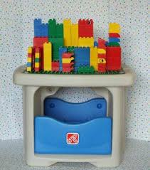 duplo table with storage step 2 duplo table with under storage 25 best play laugh grow