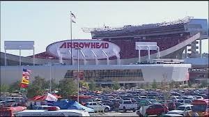 Arrowhead Stadium Map Arrowhead Stadium To Host Job Fair For Event Day Positions