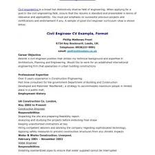 Sample Resume For Fresher Civil Engineer by Cover Letter Sample Sample Resume Of Civil Engineer Splendid Civil