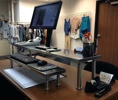 Ikea Standing Desk Galant Desk Ikea Standing Desk Galant Standing Desk Modification