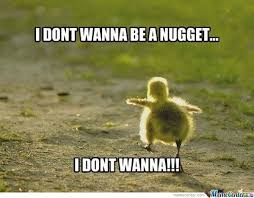 Chicken Nugget Meme - chicken nugget on the run by polak3022 meme center