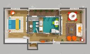 Floor Plan Furniture 3 156 Floor Plan Furniture Stock Illustrations Cliparts And