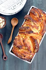 almond and orange pull apart bread two of a kind