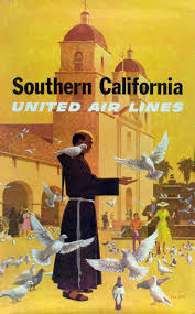 California travel posters images 145 best vintage travel posters images vintage jpg