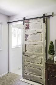 love this mirrored barn door for a master bedroom bedroom