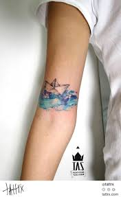 cool little tattoo best 25 origami tattoo ideas on pinterest geometric tattoo