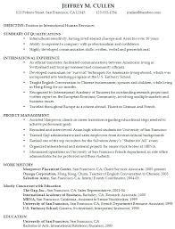 Graduate Resume Examples by College Student Resume Sample 15 Great Resume Examples For College