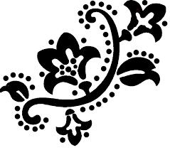 henna tattoo design png png mart