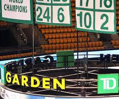 td garden floor plan why was boston garden nearly empty when bill russell u0027s number was