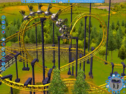 Six Flags Tennessee Rct 3 Six Flags Nashville Hills Theme Park Review