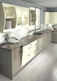 cuisine taupe et bois best cuisine gris perle et bois images design trends inspirations