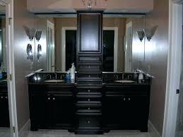 Standard Height Bathroom Vanity by Vanities Floating Vanity Height Hanging Vanity Height Standard