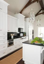 White Kitchen Granite Ideas by Best 25 Black Kitchen Countertops Ideas On Pinterest Dark
