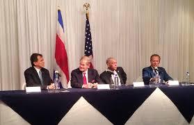 nasa astronauts celebrate mission anniversary in costa rica u2013 the