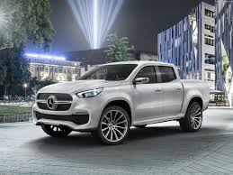 car mercedes 2016 mercedes benz x class pickup concept 2016 pictures